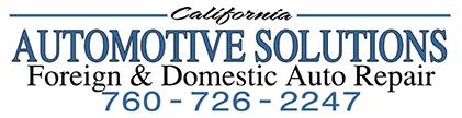 California Automotive Solutions