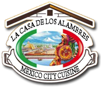 La Casa De Los Alambres - Mexico City Cuisine, Vista CA